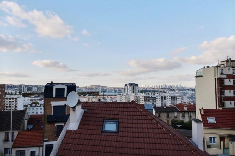 Sale apartment Issy les moulineaux 350000€ - Picture 2