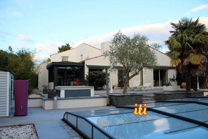 Vente de prestige maison / villa Olonne sur mer 875000€ - Photo 1