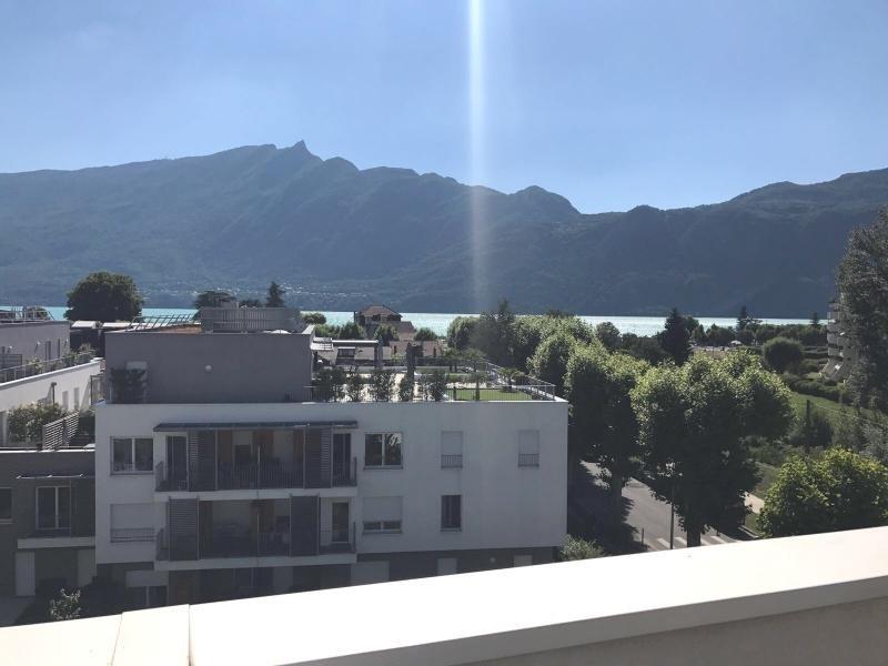 Vente de prestige appartement Aix les bains 655000€ - Photo 1