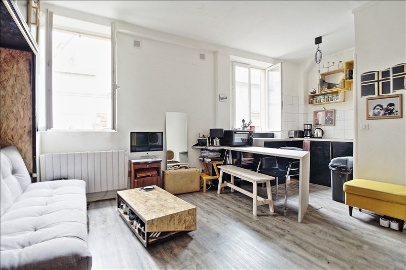Vente appartement Paris 20ème 178 200€ - Photo 1