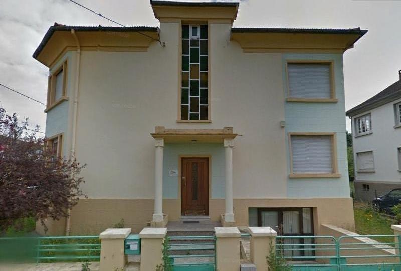 Revenda apartamento Metz 270000€ - Fotografia 1
