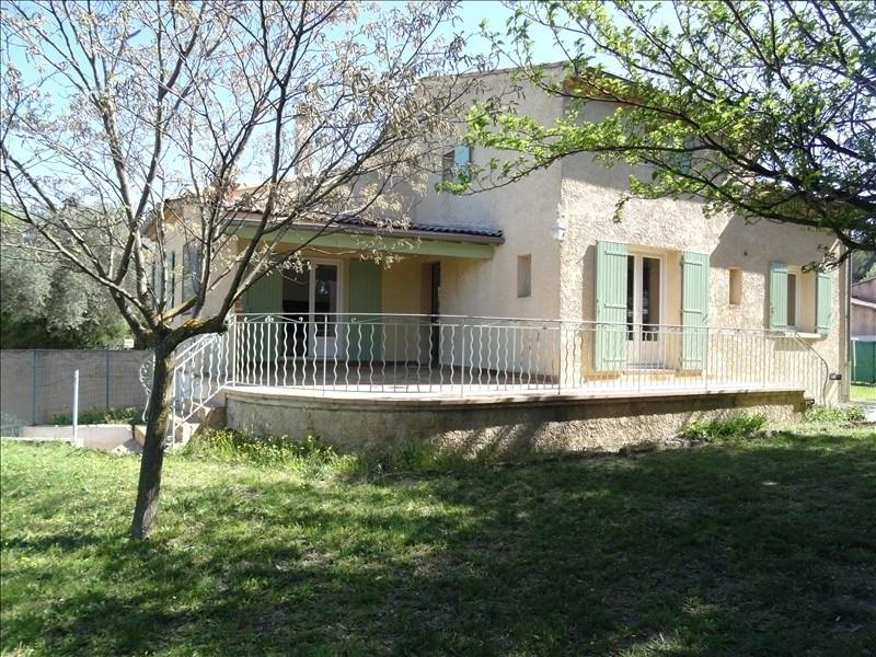 Sale house / villa Mazan 262500€ - Picture 1