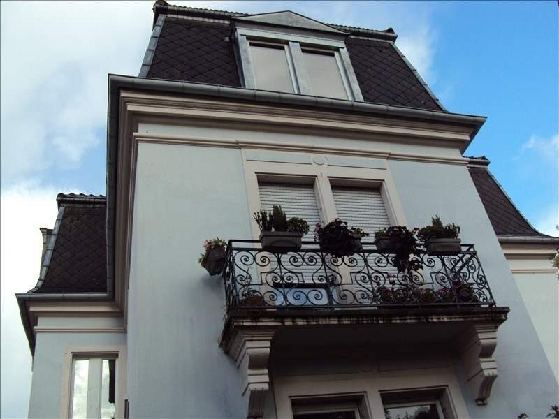 Vente appartement Mulhouse 275000€ - Photo 1