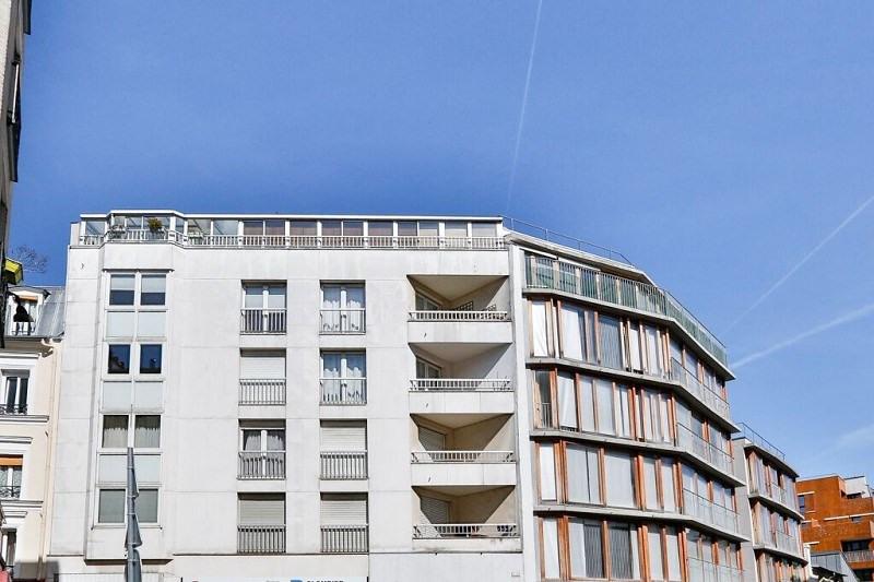 Vente appartement Paris 20ème 367000€ - Photo 2