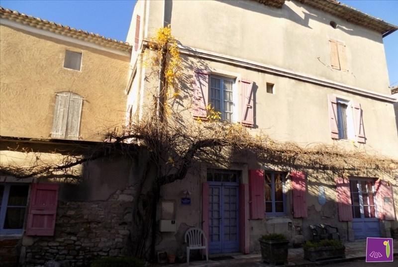 Venta  casa Barjac 99900€ - Fotografía 1