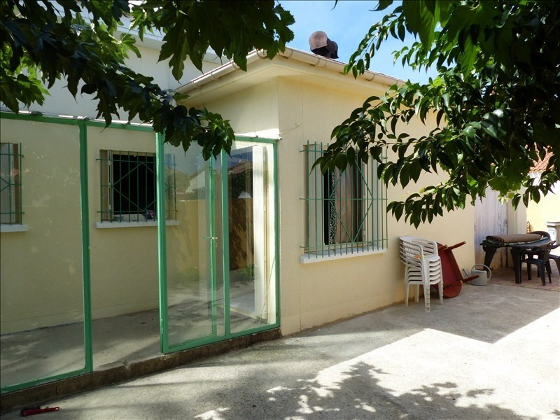 Vente maison / villa Beziers 168000€ - Photo 1