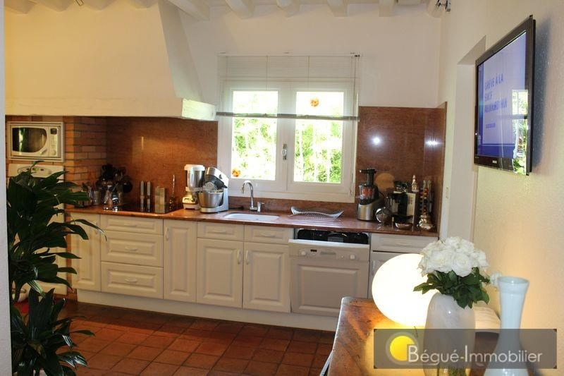 Deluxe sale house / villa 5 mns pibrac 799000€ - Picture 4