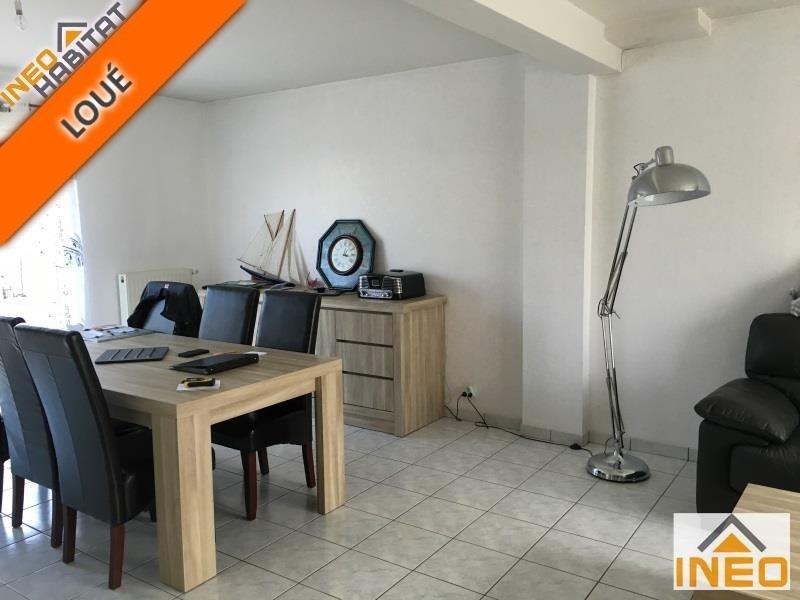 Location maison / villa Melesse 930€ CC - Photo 1