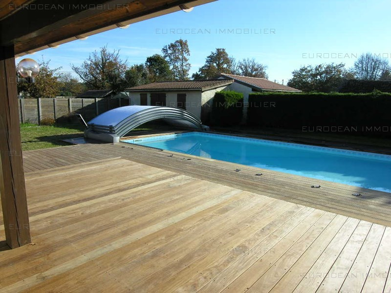 Vacation rental house / villa Le porge 635€ - Picture 2