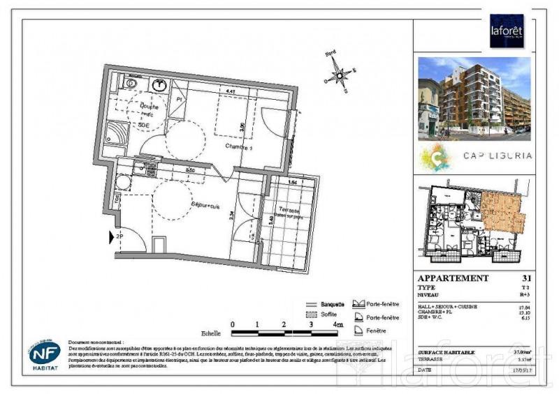 Vente appartement Roquebrune cap martin 255000€ - Photo 1