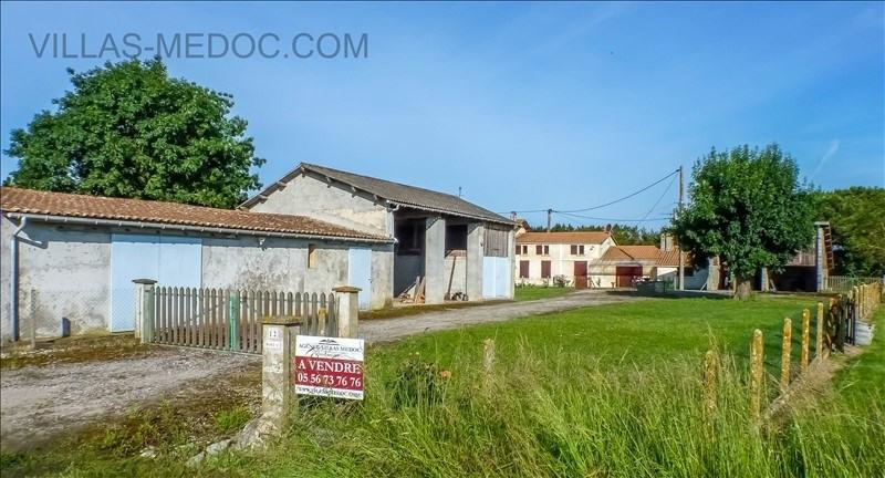 Vente maison / villa Jau dignac et loirac 159800€ - Photo 1