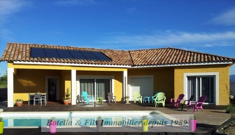 Sale house / villa Grospierres 357 000€ - Picture 1