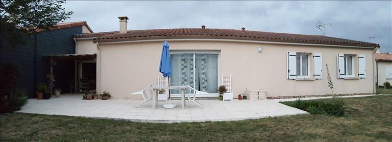 Vente maison / villa Fontaine le comte 210000€ -  2