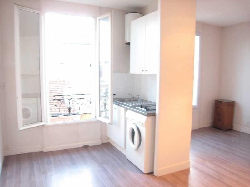 Rental apartment Boulogne billancourt 750€ CC - Picture 2