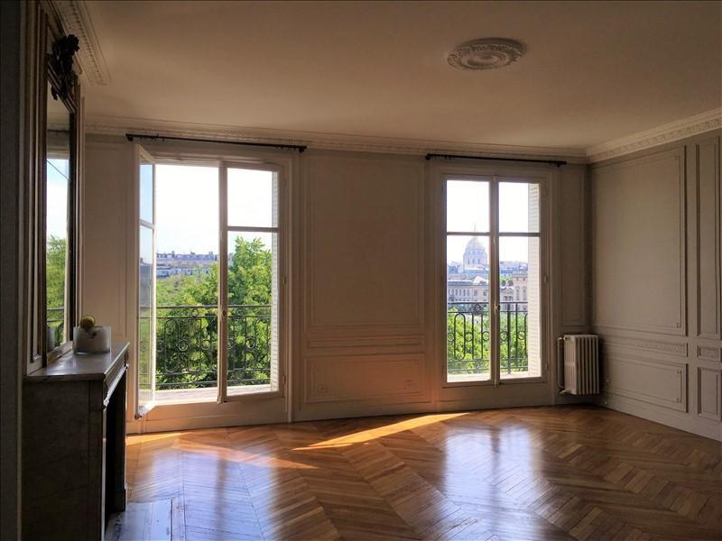 Locação apartamento Paris 7ème 5378€ CC - Fotografia 2