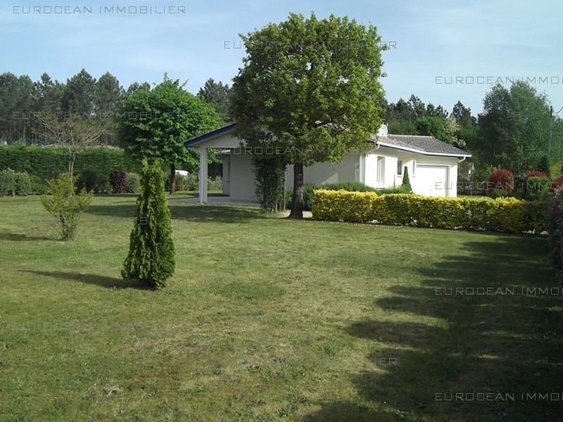 Vacation rental house / villa Le porge 495€ - Picture 7