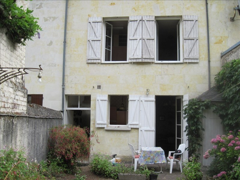 Vente maison / villa La chartre sur le loir 118000€ - Photo 5