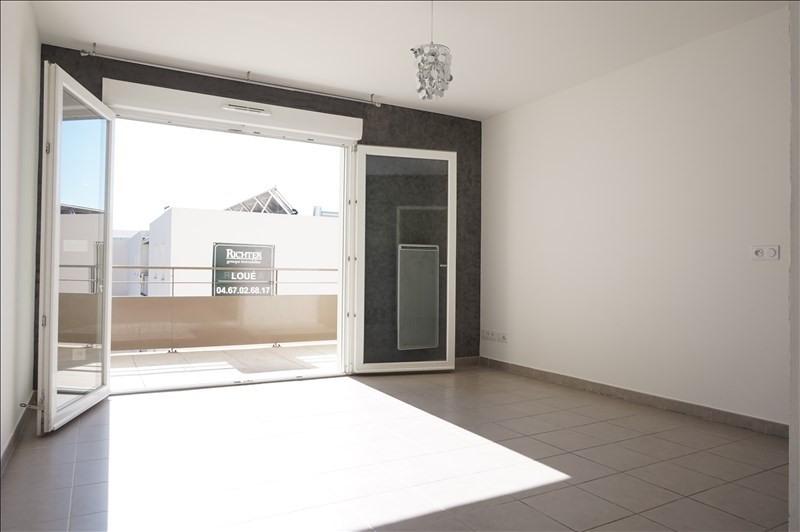 Alquiler  apartamento Montpellier 647€ CC - Fotografía 1