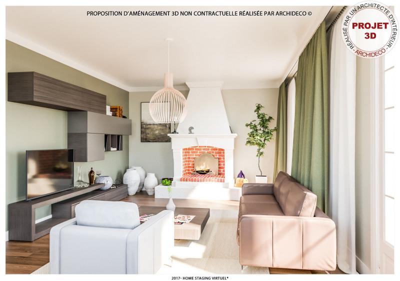 Vente maison / villa Althen des paluds 335000€ - Photo 2