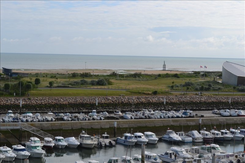 Vente appartement Courseulles sur mer 62 000€ - Photo 1