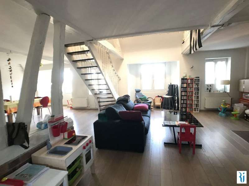 Sale apartment Rouen 320000€ - Picture 4