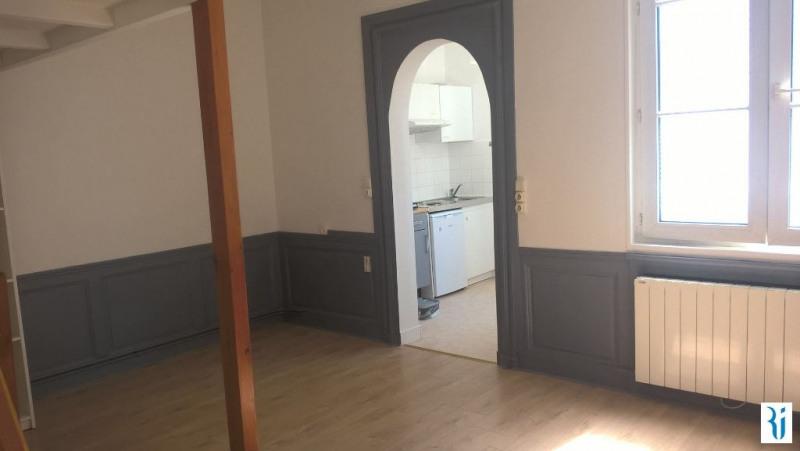 Rental apartment Rouen 475€ CC - Picture 1