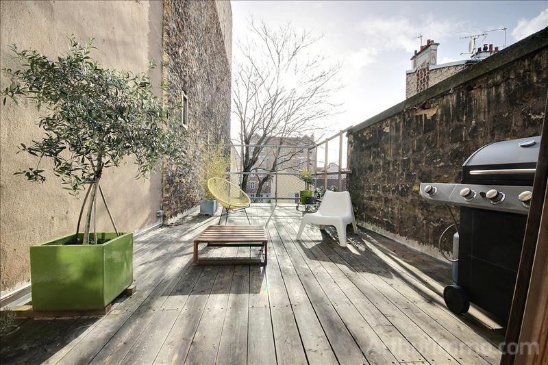 Vente de prestige loft/atelier/surface Asnieres sur seine 1375000€ - Photo 1