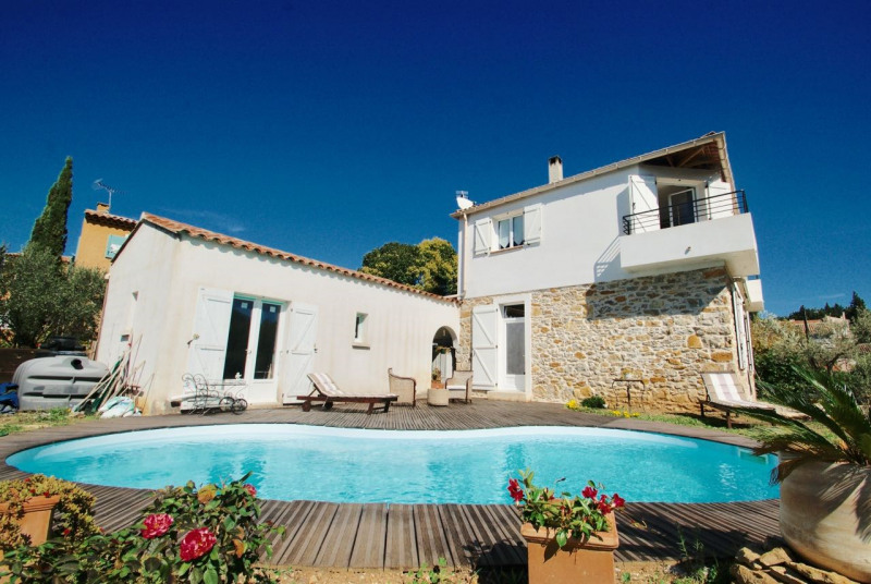 Sale house / villa Le castellet 475 000€ - Picture 1