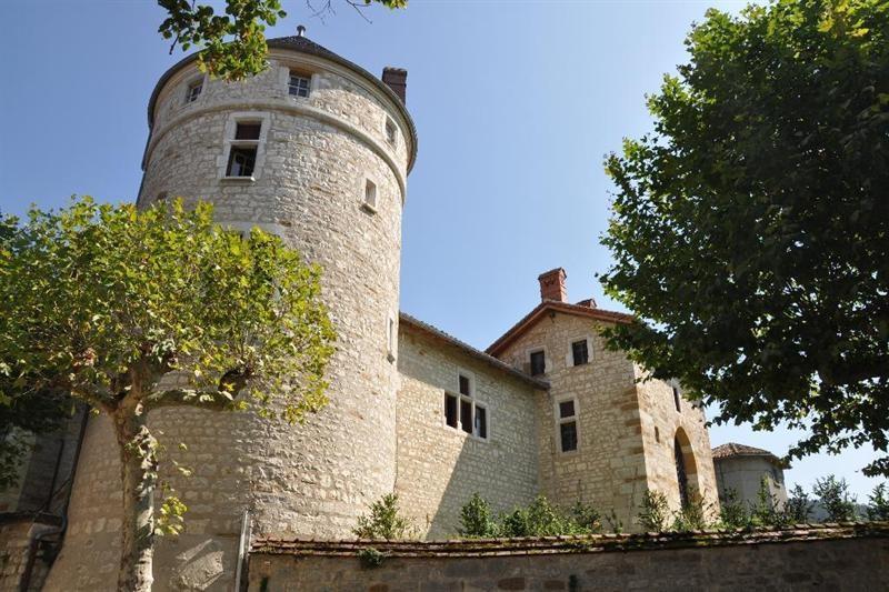 Vente de prestige château Bourg en bresse 590000€ - Photo 1