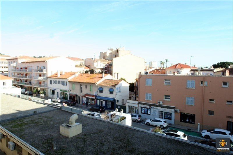 Sale apartment Sainte maxime 200 000€ - Picture 3