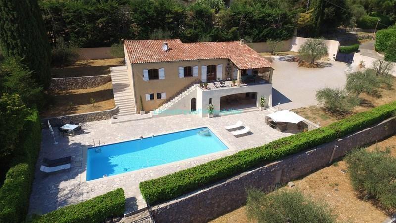 Vente de prestige maison / villa Cabris 900000€ - Photo 1
