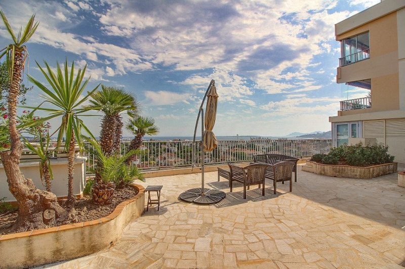 Deluxe sale apartment Antibes 899000€ - Picture 3
