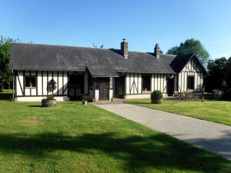 Sale house / villa Conches en ouche 178500€ - Picture 1