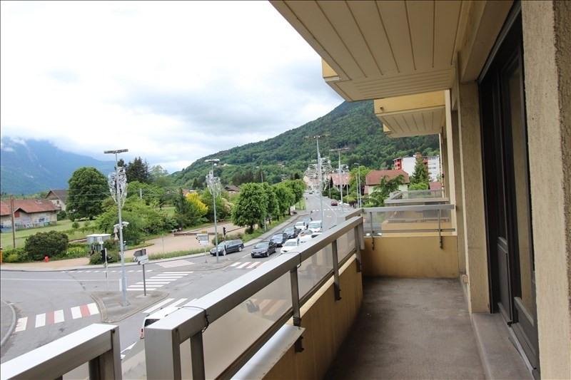 Rental apartment Marignier 615€ CC - Picture 2