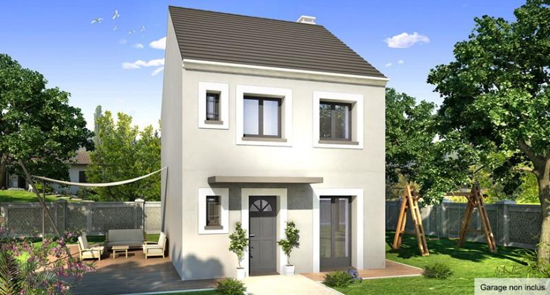 Maison  5 pièces + Terrain 220 m² Garges-Lès-Gonesse par MAISONS BARILLEAU