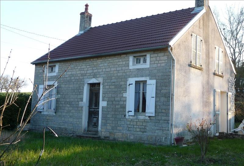 Sale house / villa Brazey en plaine 127800€ - Picture 1