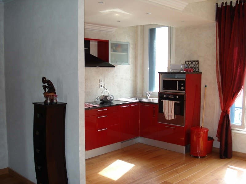 Rental apartment Angouleme 564€ CC - Picture 1