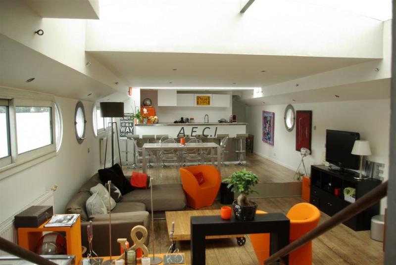 Sale apartment Levallois perret 975000€ - Picture 1