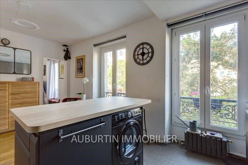 Vente appartement Paris 18ème 425000€ - Photo 4