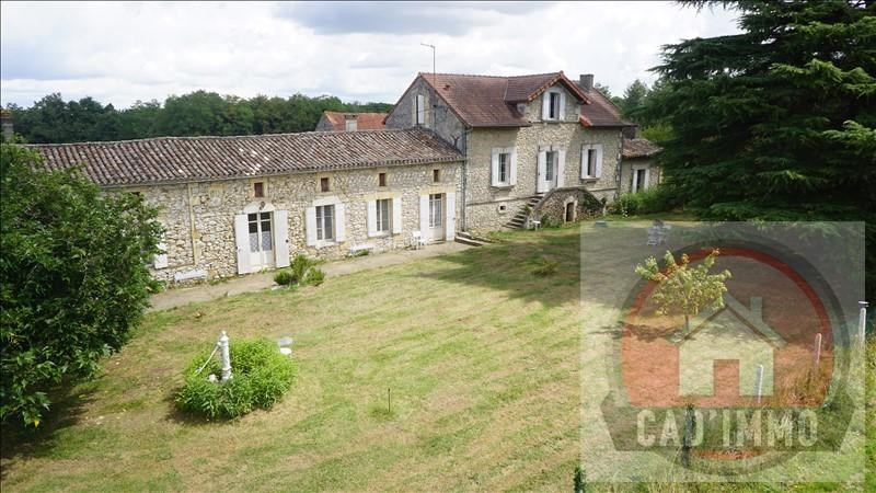 Sale house / villa Montcaret 372000€ - Picture 1