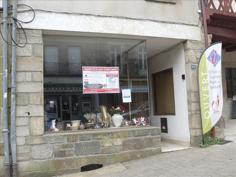 Sale building Josselin 64800€ - Picture 2
