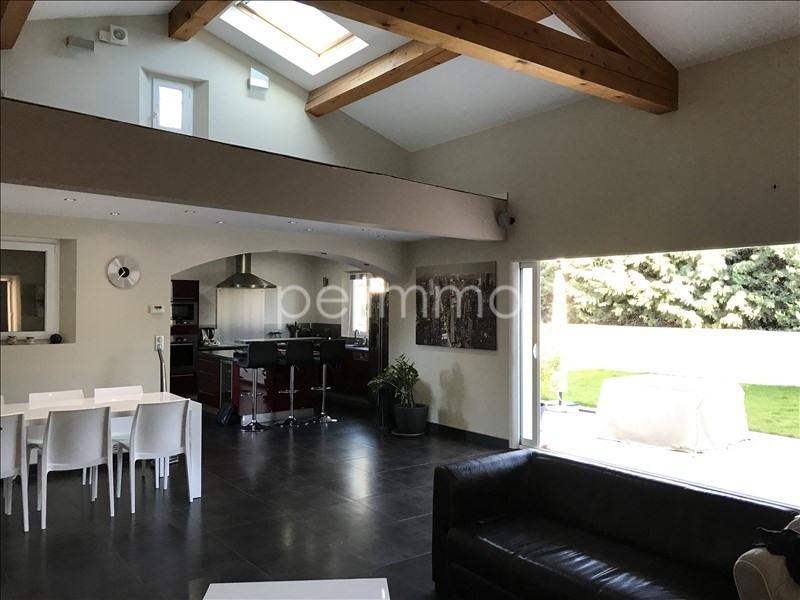 Sale house / villa Pelissanne 515000€ - Picture 4