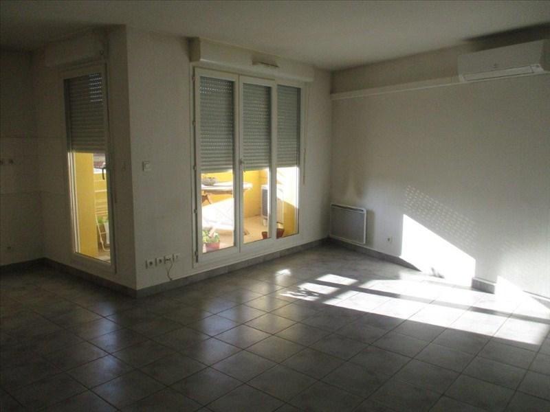 Rental apartment Lunel 610€ CC - Picture 1
