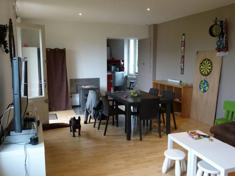 Vente maison / villa Unieux 155000€ - Photo 1