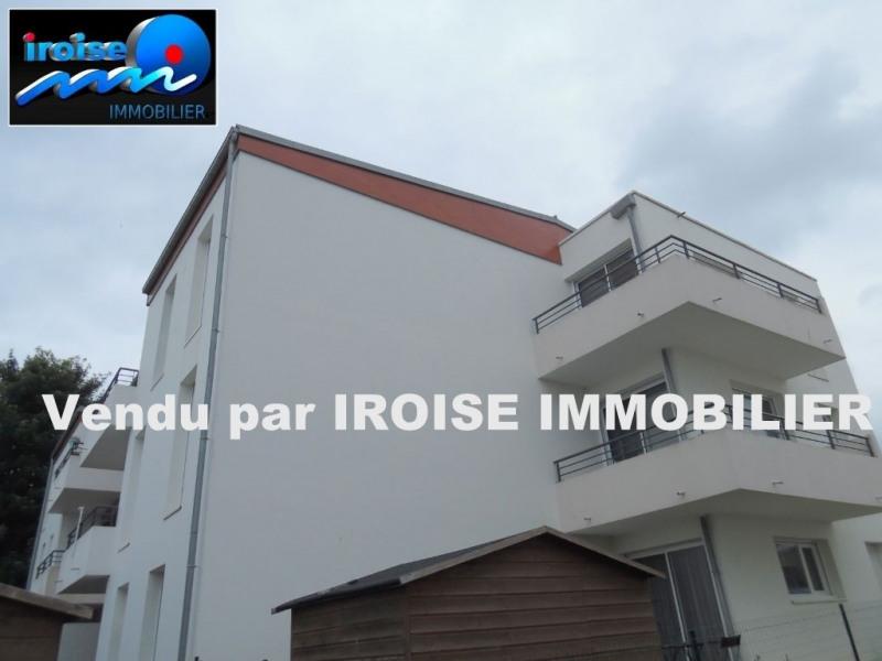Sale apartment Brest 110000€ - Picture 1