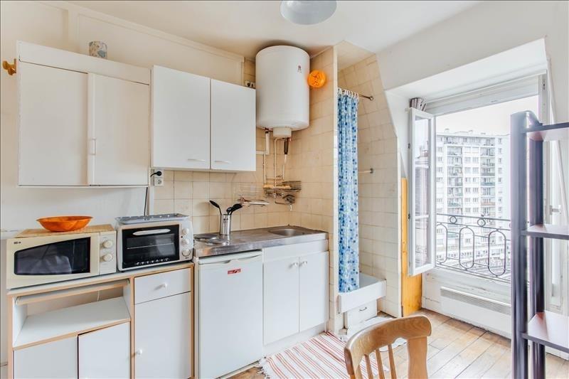 Venta  apartamento Paris 15ème 138500€ - Fotografía 3