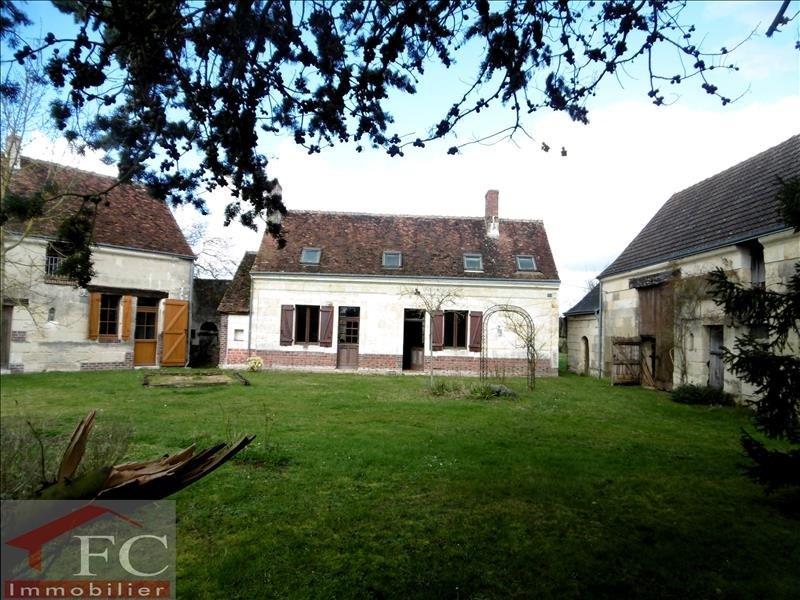 Vente maison / villa Montoire sur le loir 234000€ - Photo 5