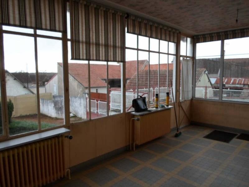 Vente maison / villa Villefranche sur cher 85000€ - Photo 7
