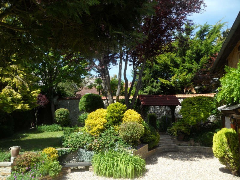 Vente maison / villa Crespières 419986€ - Photo 4