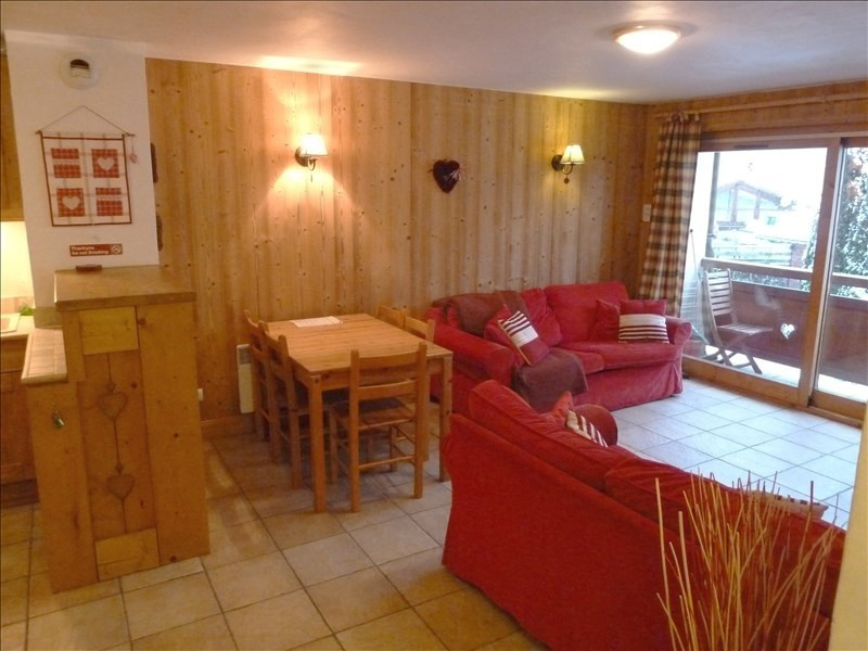 Sale apartment Morzine 320 000€ - Picture 2